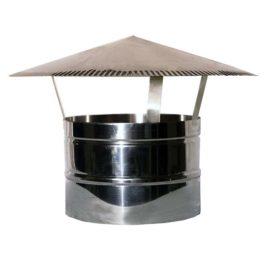 Καπέλο Καμινάδας Κινέζικο  Στρογγυλή βάση