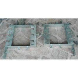 Set Σκαλιέριες για ψησταριά (2 τεμάχια)